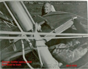 George Griffin conduction trials on Ariel