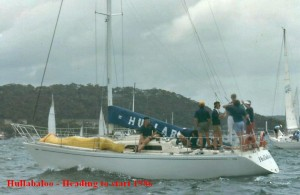 Hullabaloo Sydney to Hobart 1983