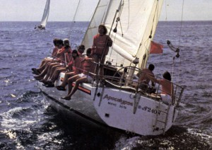 3 Ports Race 1987 - Team Apocalypse
