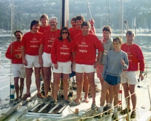 3 Ports Race 1987 - Team Apoclaypse