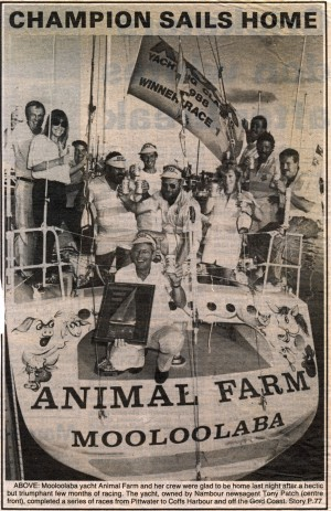 1988 XXXX Yachting Classic - Animal Farm