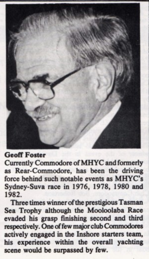 1984 The Log 04 Geoff Foster