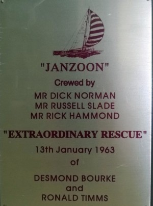Janzoon Extra Ordinary Rescue