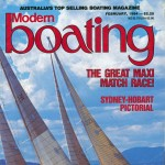 Modern Boating Magazine article re1983 Hobart