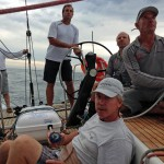 Exile Crew in Pittwater to Coffs Harbour Regatta