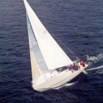 Sydney to Mooloolaba 1991 Race Start - Queensland Maid - Robbo Robertson - 400
