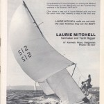 Middle Harbour Regatta 1972 - Skipjack Clive Roughley