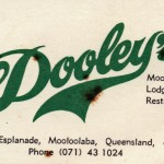 1975 Dooleys Lodge and Restaurant