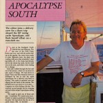 Apocalypse South Article