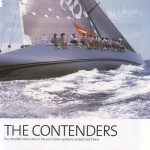The Contenders in Sydney to Hobart Yacht Race 2002