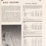 Sydney to Hobart Yacht Race 1984 Souvenir Program Page 7