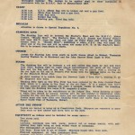 Sailing Instructions for Sydney to Hobart Yacht Race 1956 Page 3
