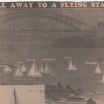 All Away to a Flying Start 1956 Hobart