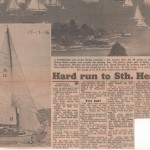 All Away to a Flying Start 1956 Hobart Page 2