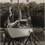 Siandra Launch 1956