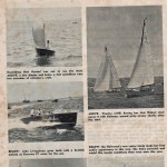 16th Sydney to Hobart Article in Powerboat and Yachting 1961 Page 2