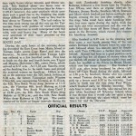 16th Sydney to Hobart Article in Powerboat and Yachting 1961 Page 4