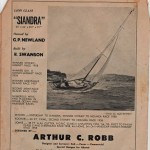 Looking at the Sydney to Hobart Yacht Race 1958, Graham Newland Page 3