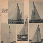 Looking at the Sydney to Hobart Yacht Race 1958, Graham Newland Page 5