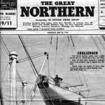 Caprice of Huon - article in the The Great Northern