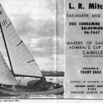 L. R. Mitchell Sailmaker and rigger