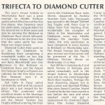 Trifecta to Diamond Cutter