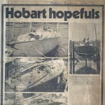 Hobart Hopefuls - Modern boating Jan 72