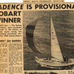 Cadence is Provisional Hobart Winner