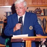 Keith Tierney - Commodore of Middle Harbour Yacht Club