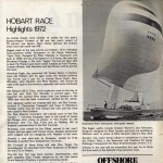 Hobart Race Highlights 1982
