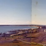 1975 Mooloolaba Beach from Headlands Hotel